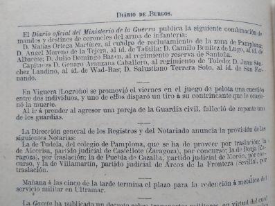 Diario de Buergos